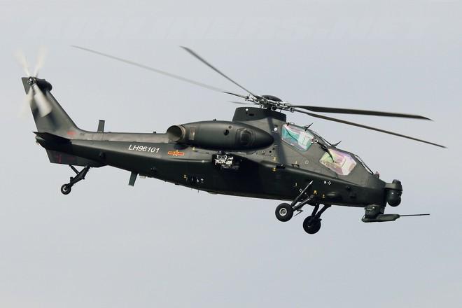 [ẢNH] Trung Quốc bị Nga bóc mẽ nguồn gốc siêu trực thăng Z-10 ảnh 2