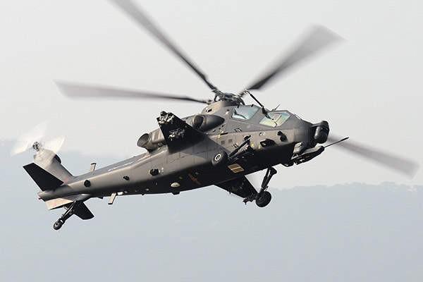 [ẢNH] Trung Quốc bị Nga bóc mẽ nguồn gốc siêu trực thăng Z-10 ảnh 4