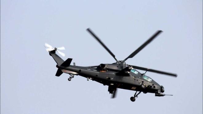 [ẢNH] Trung Quốc bị Nga bóc mẽ nguồn gốc siêu trực thăng Z-10 ảnh 5
