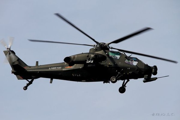 [ẢNH] Trung Quốc bị Nga bóc mẽ nguồn gốc siêu trực thăng Z-10 ảnh 6
