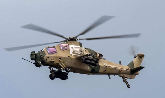 [ẢNH] Trung Quốc bị Nga bóc mẽ nguồn gốc siêu trực thăng Z-10 ảnh 7