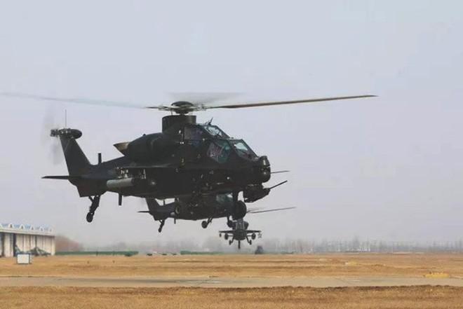 [ẢNH] Trung Quốc bị Nga bóc mẽ nguồn gốc siêu trực thăng Z-10 ảnh 8