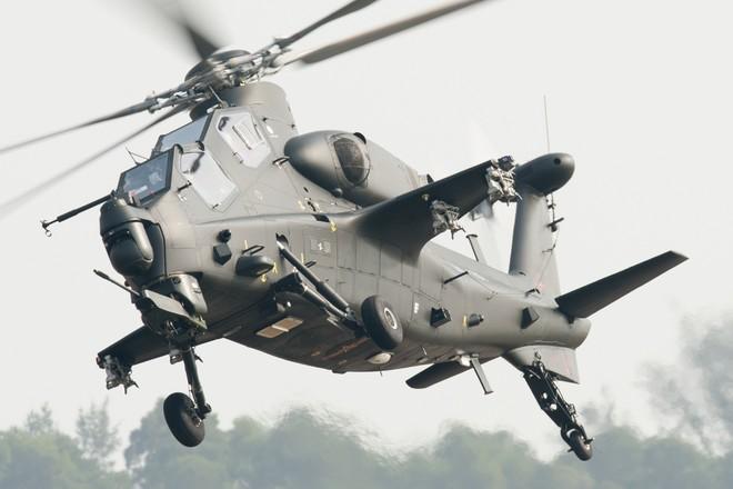 [ẢNH] Trung Quốc bị Nga bóc mẽ nguồn gốc siêu trực thăng Z-10 ảnh 9