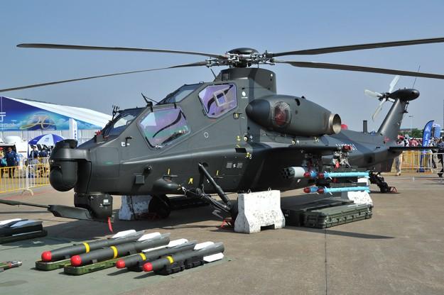 [ẢNH] Trung Quốc bị Nga bóc mẽ nguồn gốc siêu trực thăng Z-10 ảnh 11