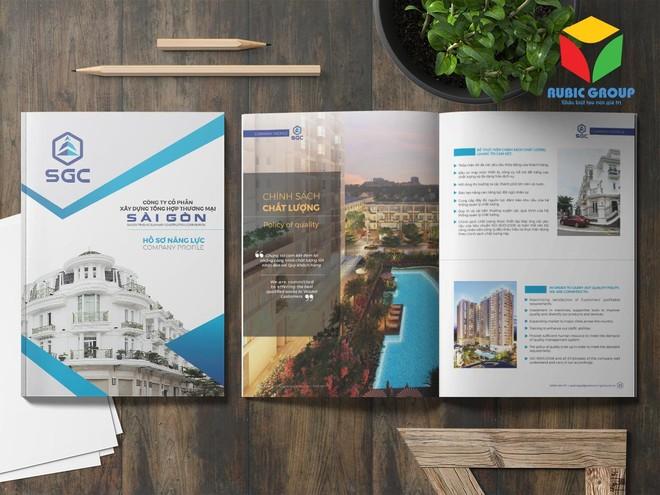 Thiết kế Hồ sơ năng lực (Profile) tạo sức mạnh cho doanh nghiệp ảnh 3