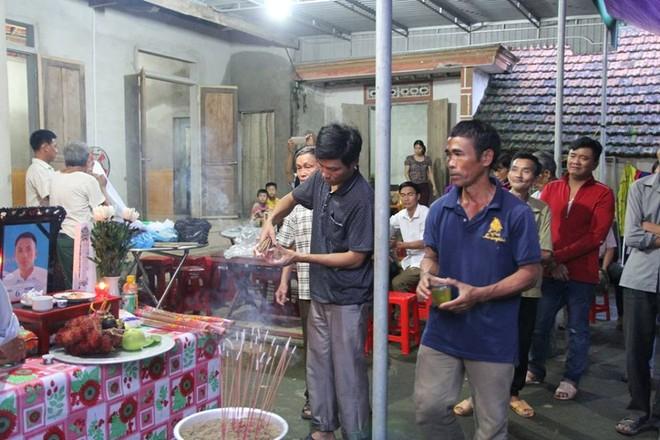 """Sáu công nhân tử vong trong vụ nổ khí ga tại Lào: """"Anh đi rồi, mẹ con em biết sống thế nào đây"""" ảnh 1"""