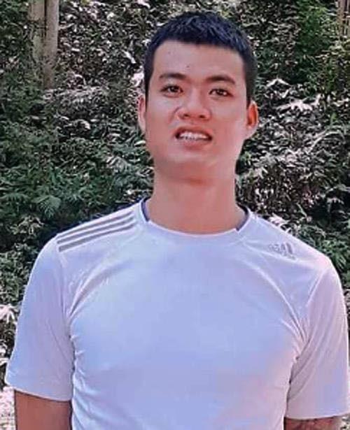 Đối tượng Hà Anh Tuấn (ảnh facebook)