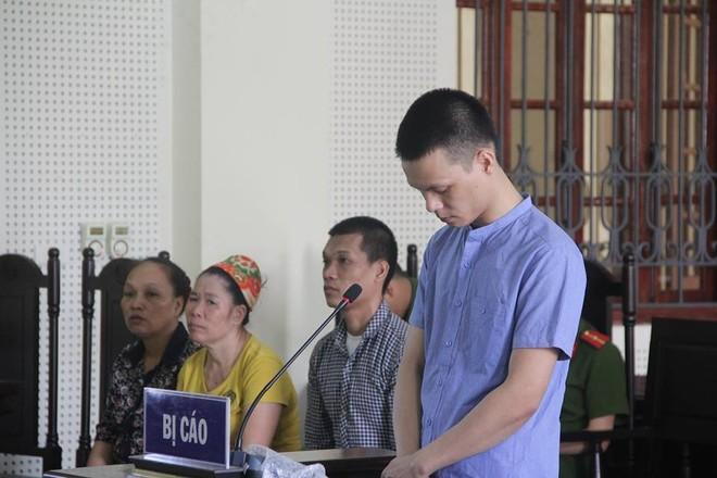 Nguyễn Anh Thảo trong phiên xét xử