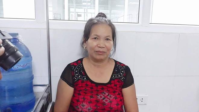 Bà Tình mẹ chồng chị Thảo kể về ca sinh của con dâu
