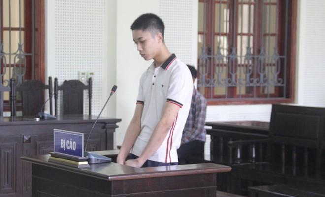 Nguyễn Xuân Ngọc trong phiên xét xử