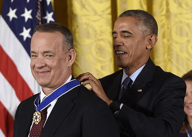 Tom Hanks được vinh danh trong vai trò người tái hiện lịch sử Mỹ ảnh 6