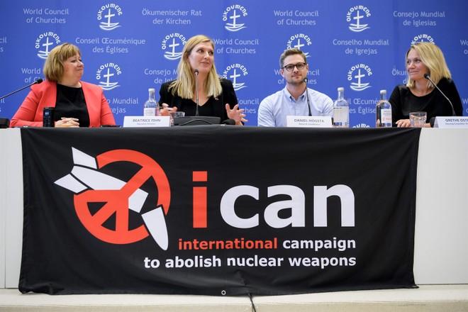 Tổ chức Chiến dịch quốc tế xóa bỏ vũ khí hạt nhân (ICAN)