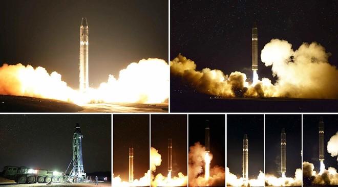 Hội đàm được tiến hành ngay sau khi Triều Tiên tiến hành vụ thử tên lửa