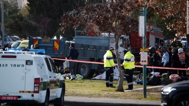 Khả năng vụ đánh bom New York khởi đầu cho các cuộc tấn công khủng bố khác ảnh 3