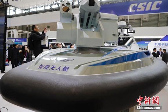Tianxing-1 tàu thủy được đánh giá có tốc độ nhanh nhất thế giới