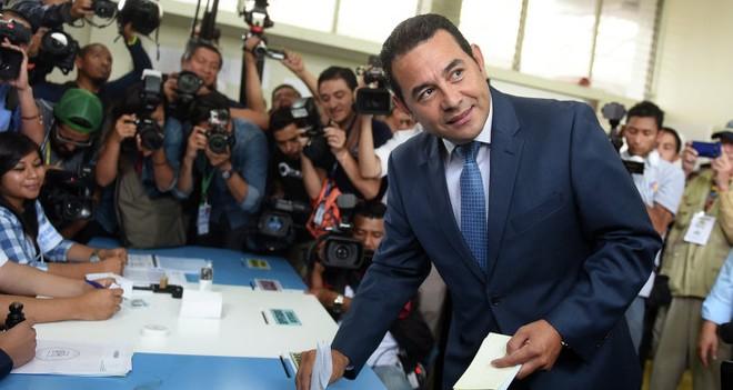 Quyết định của Tổng thống Guatemala Jimmy Morales chuyển đại sứ quán đến Jerusalem không phải là hành động bất ngờ
