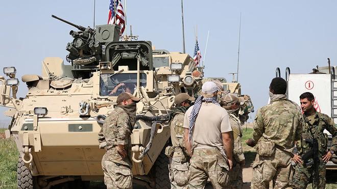 Quân đội Mỹ tại Abu Kamal, Syria