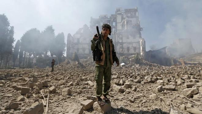 Cuộc chiến tại Yemen cướp đi sinh mạng của hơn 10.000 người