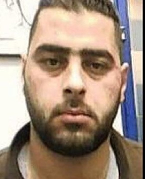 Mohammed Makharmeh, 29 tuổi, bị cáo buộc hoạt động gián điệp