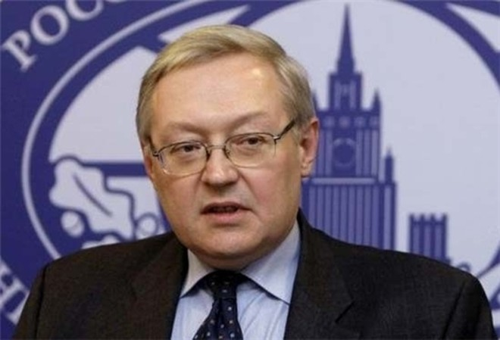 Thứ trưởng Ngoại giao Nga Sergei Ryabkov