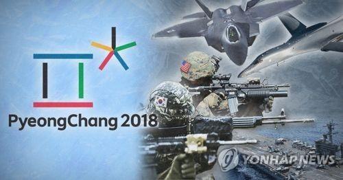 Cuộc tập trận chung Mỹ-Hàn được ấn định khai mạc vào ngày 23/4