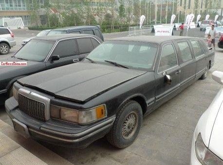 Xe hơi hạng sang được giới nhà giàu Trung Quốc ưa sử dụng
