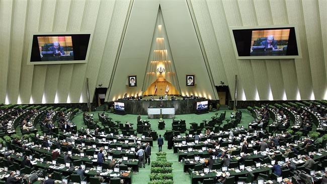 Quốc hội Iran trong một phiên họp