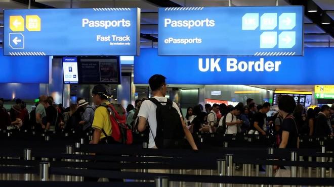 Sân bay Heathrow tại thủ đô London