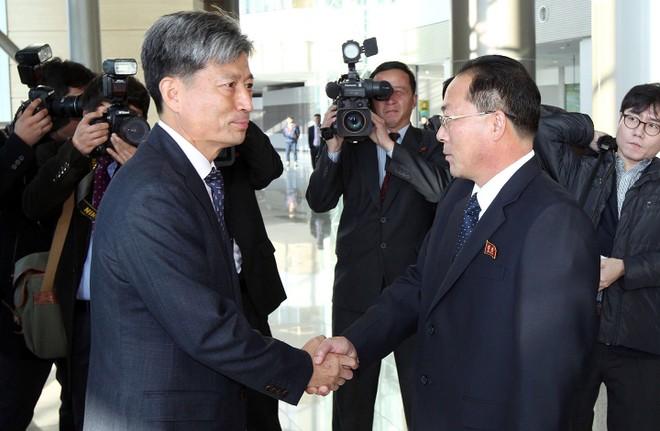 Phó Chủ tịch Ủy ban Tái thống nhất Hòa bình Jon Jong Su