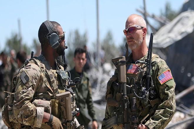 Quân đội Mỹ vẫn hiện diện tại Syria