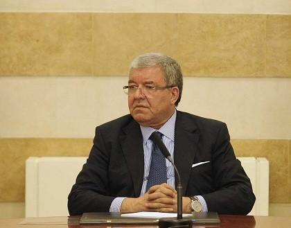 Bộ trưởng Nội vụ Lebanon Nuhad Mashnuq