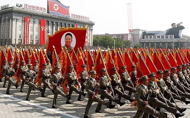 Triều Tiên có thể tổ chức lễ diễu binh vào ngày 8-2 trước lễ khai mạc thế vận hội mùa đông 2018