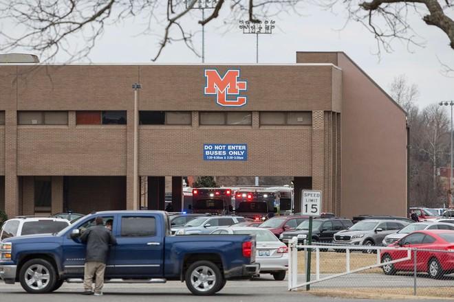 Xả súng tại trường học ở Mỹ, ít nhất 19 người thương vong ảnh 3