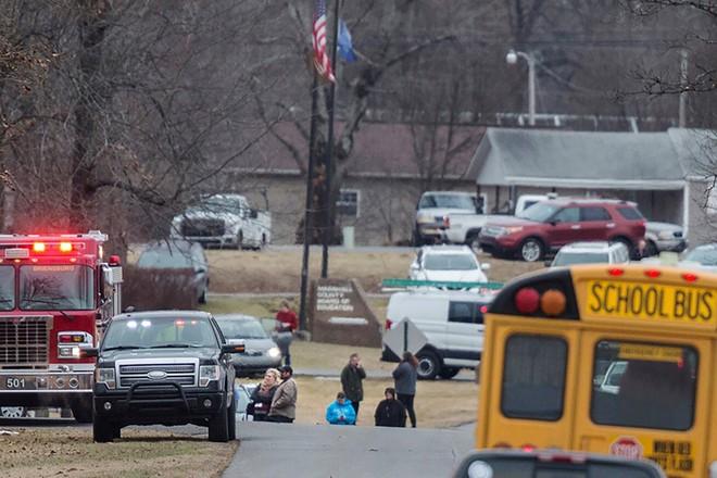 Xả súng tại trường học ở Mỹ, ít nhất 19 người thương vong ảnh 4