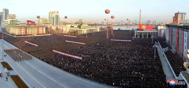 Thông báo kêu gọi toàn thể người dân Triều Tiên nỗ lực cải thiện quan hệ liên Triều