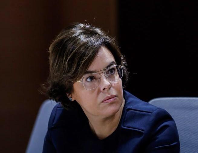 Phó Thủ tướng Tây Ban Nha Soraya Saenz de Santamaria