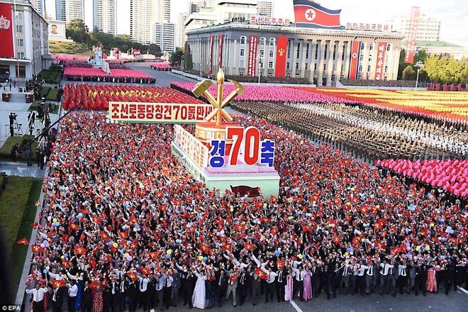 Triều Tiên có thể tổ chức diễu binh quy mô lớn vào ngày 8/2