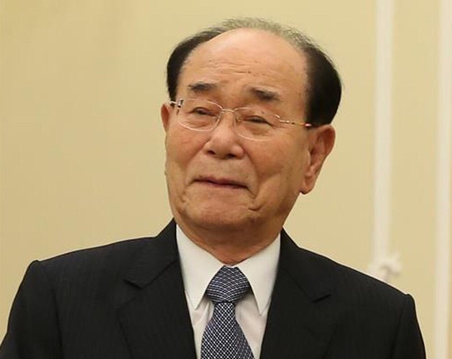 Chủ tịch Quốc hội Triều Tiên sẽ tham dự Thế Vận hội mùa Đông PyeongChang 2018. ảnh 1