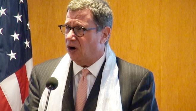 Thứ trưởng phụ trách các vấn đề công Bộ Ngoại giao Mỹ Steve Goldstein
