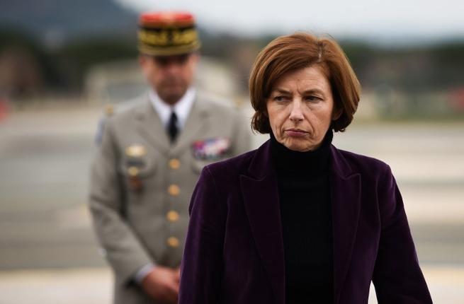 Bộ trưởng Quốc phòng Pháp Florence Parly