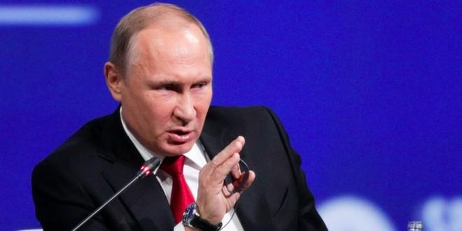 Tổng thống Nga Vladimir Putin phát biểu về Nhà nước Hồi giáo tự xưng (IS)