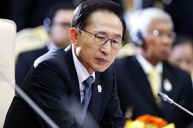 Cựu Tổng thống Lee Myung-bak sẽ ra toà ngày 3-5 tới đây