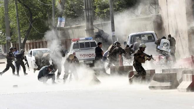 Vụ tấn công đã làm 29 người thiệt mạng trong đó có 8 nhà báo