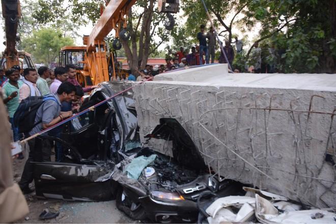 Sập cầu vượt bê tông tại Ấn Độ, 12 người thiệt mạng ảnh 4