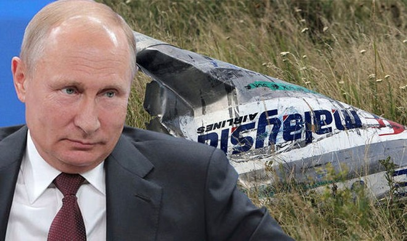 Tổng thống Nga Putin khẳng định tên lửa bắn rơi MH17 không thuộc Nga