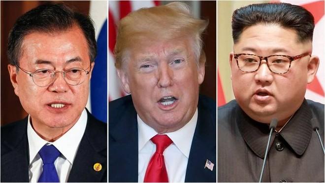 Hàn Quốc tham gia hội nghị 3 bên là nhằm đảm bảo an toàn cho Triều Tiên khi Bình Nhưỡng còn nghi ngờ Washington