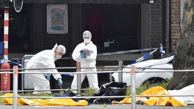 Hiện trường vụ nổ súng làm 3 người thiệt mạng