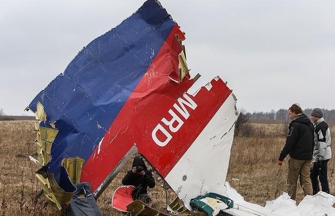MH17 rơi tại Ukraine