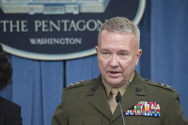 Trung tướng Kenneth McKenzie, Giám đốc Hội đồng tham mưu trưởng liên quân Mỹ tại Lầu Năm Góc