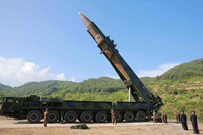 Bình Nhưỡng và Kiev từng hợp tác về lĩnh vực tên lửa